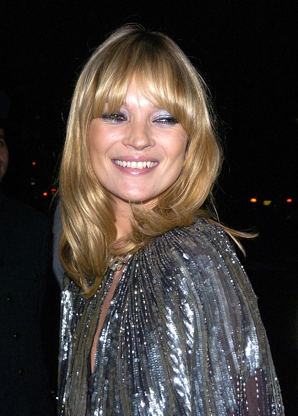 Eyeshadow「Kate Moss 'Christmas Range' Launch - VIP Dinner And Party」:写真・画像(15)[壁紙.com]
