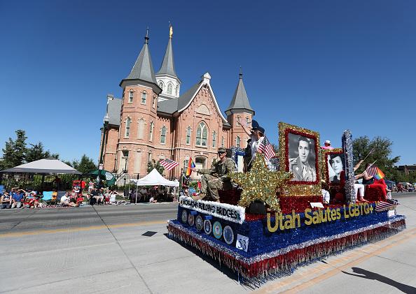 Utah「4th of July Parade Held In Provo, Utah」:写真・画像(14)[壁紙.com]