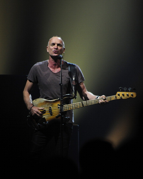 ポピュラーミュージックツアー「Sting Back to Bass - Tour Opener」:写真・画像(11)[壁紙.com]