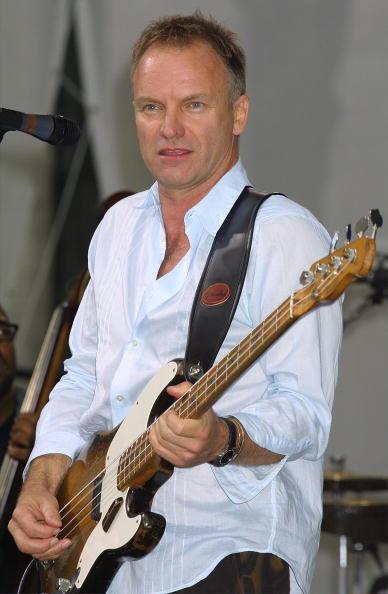 Bryant Park「Sting Performs in Concert at Bryant Park」:写真・画像(8)[壁紙.com]