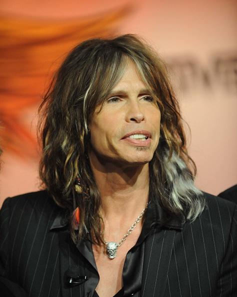 "Pinstripe「Aerosmith Celebrates The Launch Of ""Guitar Hero: Aerosmith""」:写真・画像(15)[壁紙.com]"