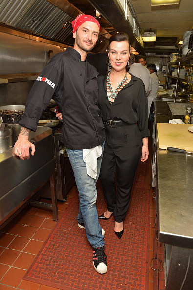 Recipe「Extra Virgin: Recipes & Love From Our Tuscan Kitchen Hosted By Debi Mazar And Gabriele Corcos Part Of The Bank Of America Dinner Series - Food Network New York City Wine & Food Festival Presented By FOOD & WINE」:写真・画像(11)[壁紙.com]