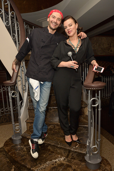 Recipe「Extra Virgin: Recipes & Love From Our Tuscan Kitchen Hosted By Debi Mazar And Gabriele Corcos Part Of The Bank Of America Dinner Series - Food Network New York City Wine & Food Festival Presented By FOOD & WINE」:写真・画像(13)[壁紙.com]