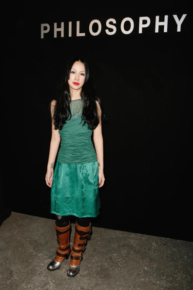 中島 美嘉「Philosophy Di Alberta Ferretti - Presentation - Fall 09 MBFW」:写真・画像(19)[壁紙.com]