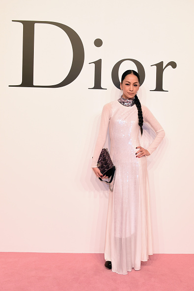 中島 美嘉「Christian Dior - Arrivals/Front Row - TOKYO Autumn/Winter 2015-16 Ready-To-Wear Show」:写真・画像(3)[壁紙.com]