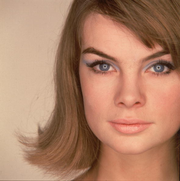 Eyeshadow「Portrait Of Model Jean Shrimpton」:写真・画像(19)[壁紙.com]