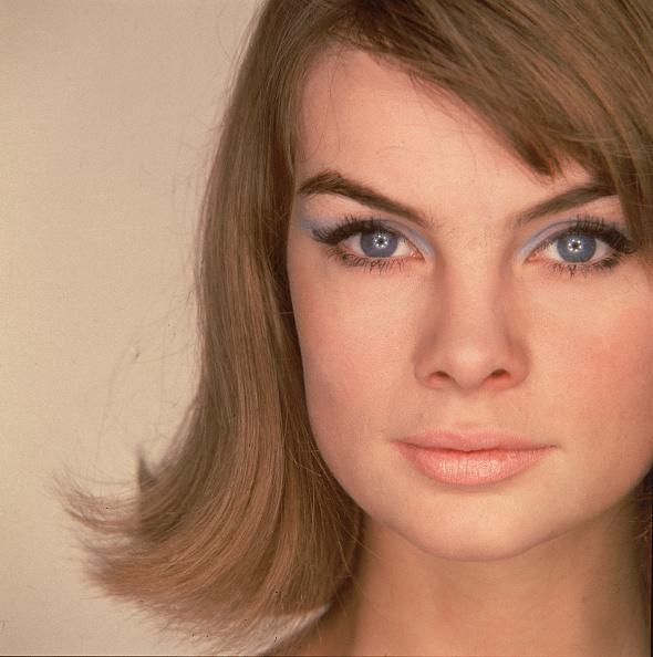 Eye Make-Up「Portrait Of Model Jean Shrimpton」:写真・画像(2)[壁紙.com]