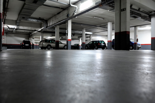 Basement「Subterranean parking lot」:スマホ壁紙(11)
