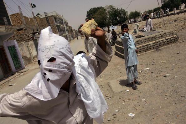 John Moore「Rioting In Quetta Following Tribal Leader's Death」:写真・画像(4)[壁紙.com]