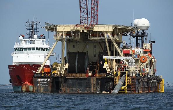 金融と経済「Nord Stream 2 Gas Pipeline Construction Continues」:写真・画像(10)[壁紙.com]