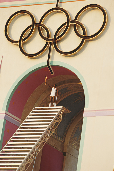 Opening Ceremony「XXIII Olympic Summer Games」:写真・画像(15)[壁紙.com]