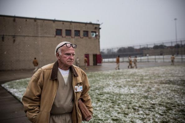 Nathan Burton「Aging Prisoners Make Up Fastest Growing Segment Of Nation's Prison Population」:写真・画像(2)[壁紙.com]
