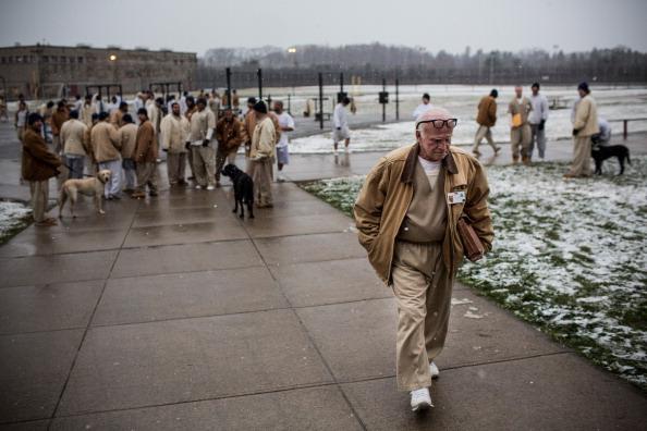 Nathan Burton「Aging Prisoners Make Up Fastest Growing Segment Of Nation's Prison Population」:写真・画像(0)[壁紙.com]