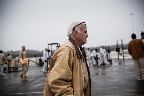 Nathan Burton「Aging Prisoners Make Up Fastest Growing Segment Of Nation's Prison Population」:写真・画像(10)[壁紙.com]