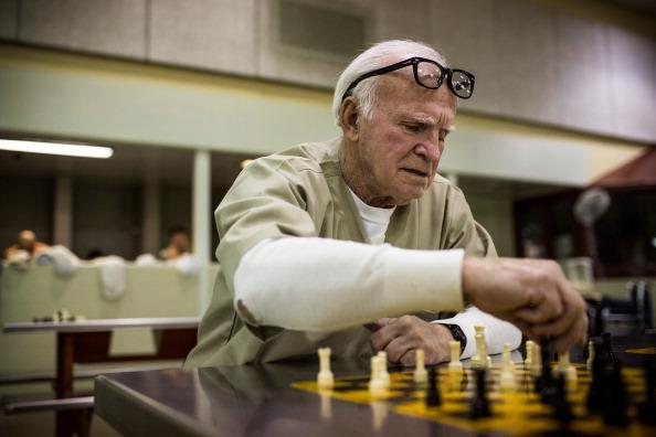 Nathan Burton「Aging Prisoners Make Up Fastest Growing Segment Of Nation's Prison Population」:写真・画像(4)[壁紙.com]