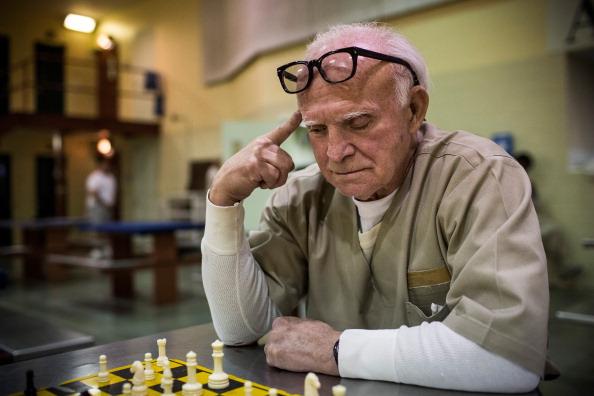 Nathan Burton「Aging Prisoners Make Up Fastest Growing Segment Of Nation's Prison Population」:写真・画像(8)[壁紙.com]