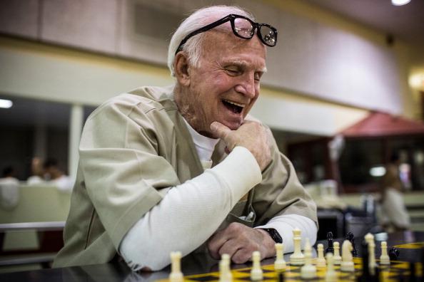 Nathan Burton「Aging Prisoners Make Up Fastest Growing Segment Of Nation's Prison Population」:写真・画像(9)[壁紙.com]