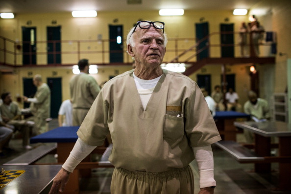 Nathan Burton「Aging Prisoners Make Up Fastest Growing Segment Of Nation's Prison Population」:写真・画像(1)[壁紙.com]