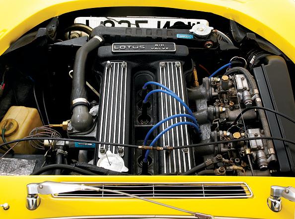 Yellow「1971 Lotus Elan S4 SE」:写真・画像(10)[壁紙.com]