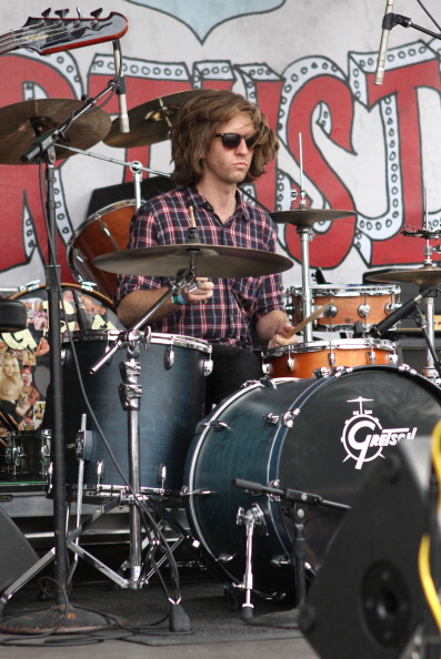 Justin Sullivan「2011 Northside Music Festival At McCarren Park - Day 3」:写真・画像(5)[壁紙.com]