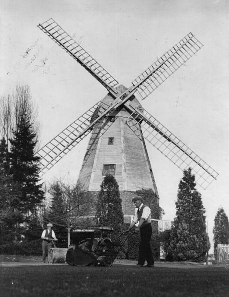 Agricultural Building「Garden Windmill」:写真・画像(14)[壁紙.com]