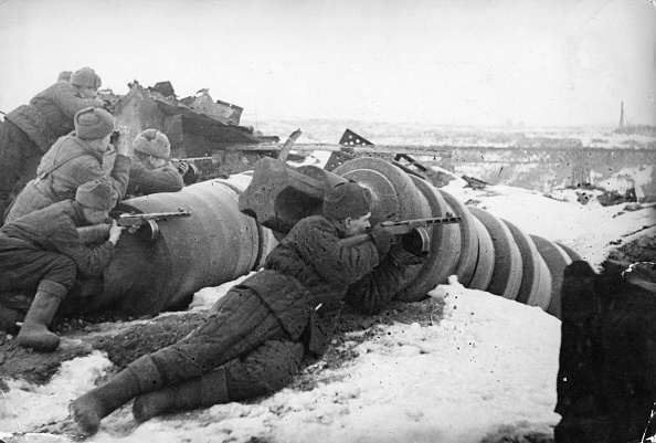 Soviet Military「Counterattack」:写真・画像(3)[壁紙.com]