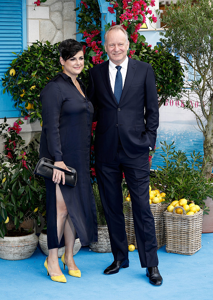 "Stellan Skarsgard「""Mamma Mia! Here We Go Again"" - UK Premiere - Red Carpet Arrivals」:写真・画像(18)[壁紙.com]"