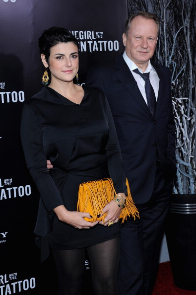 "Stellan Skarsgard「""The Girl With The Dragon Tattoo"" New York Premiere - Inside Arrivals」:写真・画像(4)[壁紙.com]"