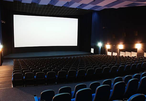 Interior view of cinema theater:スマホ壁紙(壁紙.com)