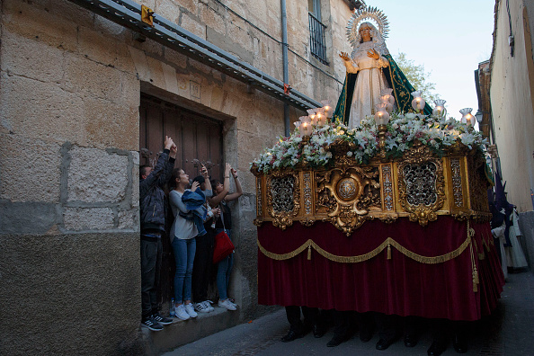 Holy Week「Holy Week Processions Are Held In Zamora」:写真・画像(11)[壁紙.com]