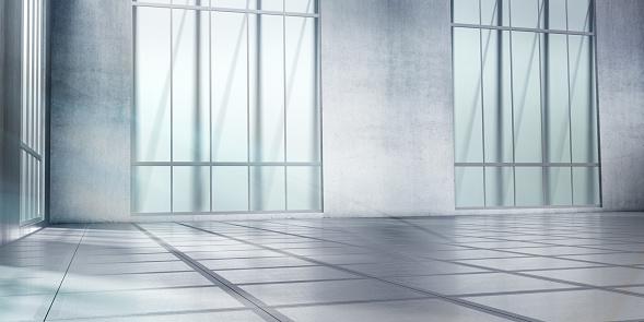 Art「Empty Gallery Space」:スマホ壁紙(10)