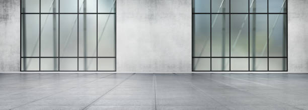 Empty Gallery Space:スマホ壁紙(壁紙.com)