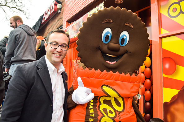 Milk Chocolate「Reese's Outrageous at Royal Oak Spooktacular」:写真・画像(3)[壁紙.com]