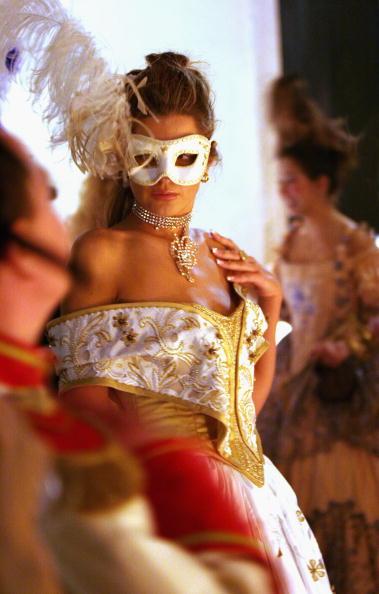 """Masquerade Mask「Venice Carnival - """"Ballo Tiepolo""""」:写真・画像(3)[壁紙.com]"""