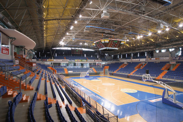 Hemofarm Sports Center, Vrsac, Serbia:ニュース(壁紙.com)