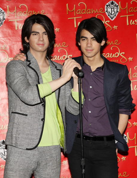 Wax「Jonas Brothers Unveil Their Wax Figures At Madame Tussauds - Inside」:写真・画像(16)[壁紙.com]