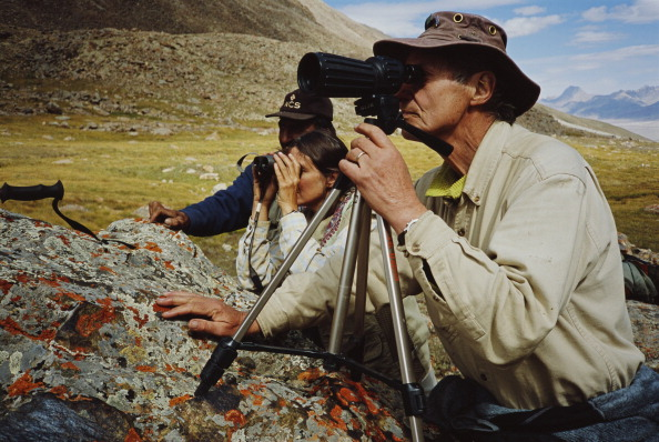 Animal Wildlife「Conservationist In Wakhan」:写真・画像(16)[壁紙.com]