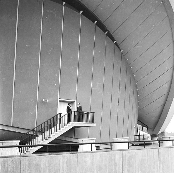 Architectural Feature「Kongresshalle」:写真・画像(11)[壁紙.com]