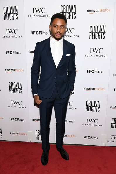 カメラ目線「'Crown Heights' New York Premiere - Arrivals」:写真・画像(3)[壁紙.com]