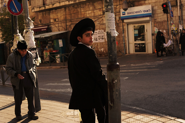 Boys「Jerusalem: Tensions And Rituals In A Divided City」:写真・画像(15)[壁紙.com]