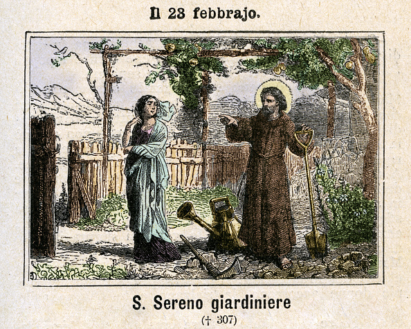 Fototeca Storica Nazionale「FEBRUARY 23 - SAINT SERENE」:写真・画像(18)[壁紙.com]