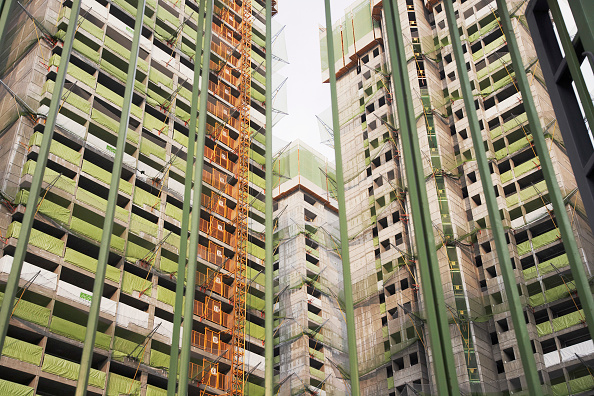 Apartment「Residential Development on former Olympic Site, Seoul, South Korea」:写真・画像(5)[壁紙.com]