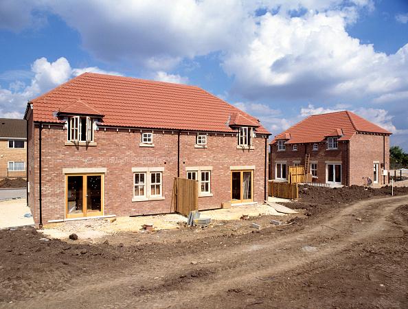 Brick Wall「Residential development, England.」:写真・画像(10)[壁紙.com]