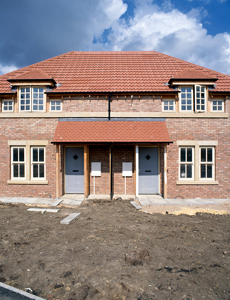 Brick Wall「Residential development, England.」:写真・画像(3)[壁紙.com]