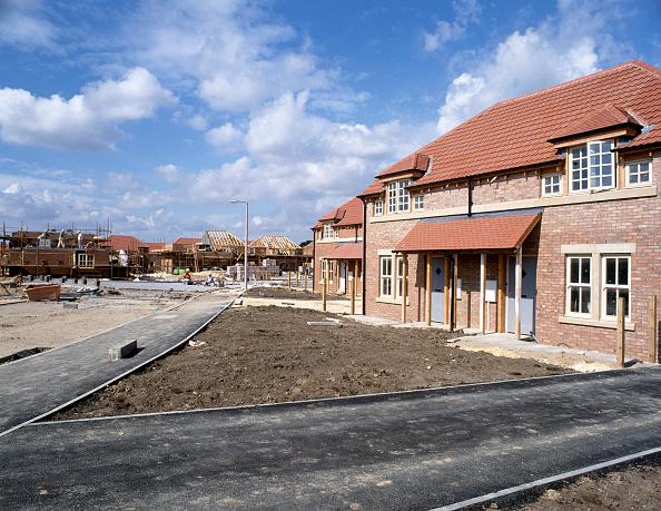 Brick Wall「Residential development, England.」:写真・画像(19)[壁紙.com]