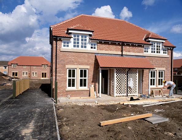 Brick Wall「Residential development, England.」:写真・画像(16)[壁紙.com]