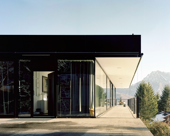 新しい「Residential housing, Altmuenster, Austria, architects Andreas Thomczyk, 2003」:写真・画像(18)[壁紙.com]