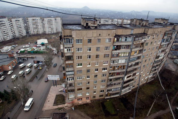 Overcast「Ethnic Russians Face Hard Existence In Eastern Ukraine」:写真・画像(19)[壁紙.com]