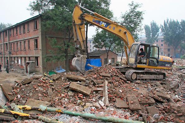 Vitality「Residential housing being demolished in central Beijing」:写真・画像(14)[壁紙.com]