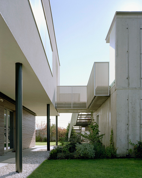Steps「Residential housing, Voecklabruck, Upper Austria, architect Gaertner & Neururer, 2002」:写真・画像(8)[壁紙.com]